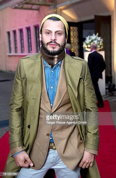 Actor Manuel Cortez attends the 'Fest der Eleganz und Intelligenz' at Villa Siemens on September 20 2013 in Berlin Germany