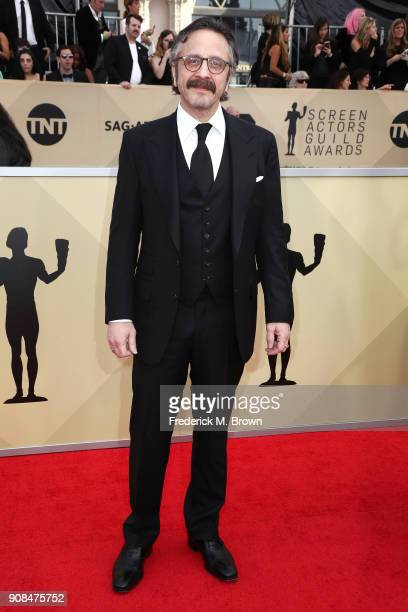 Actor Marc Maron attends the 24th Annual Screen Actors Guild Awards at The Shrine Auditorium on January 21 2018 in Los Angeles California 27522_017