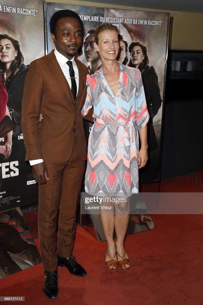 """""""Nos Patriotes"""" Paris Premiere At UGC les Halles"""