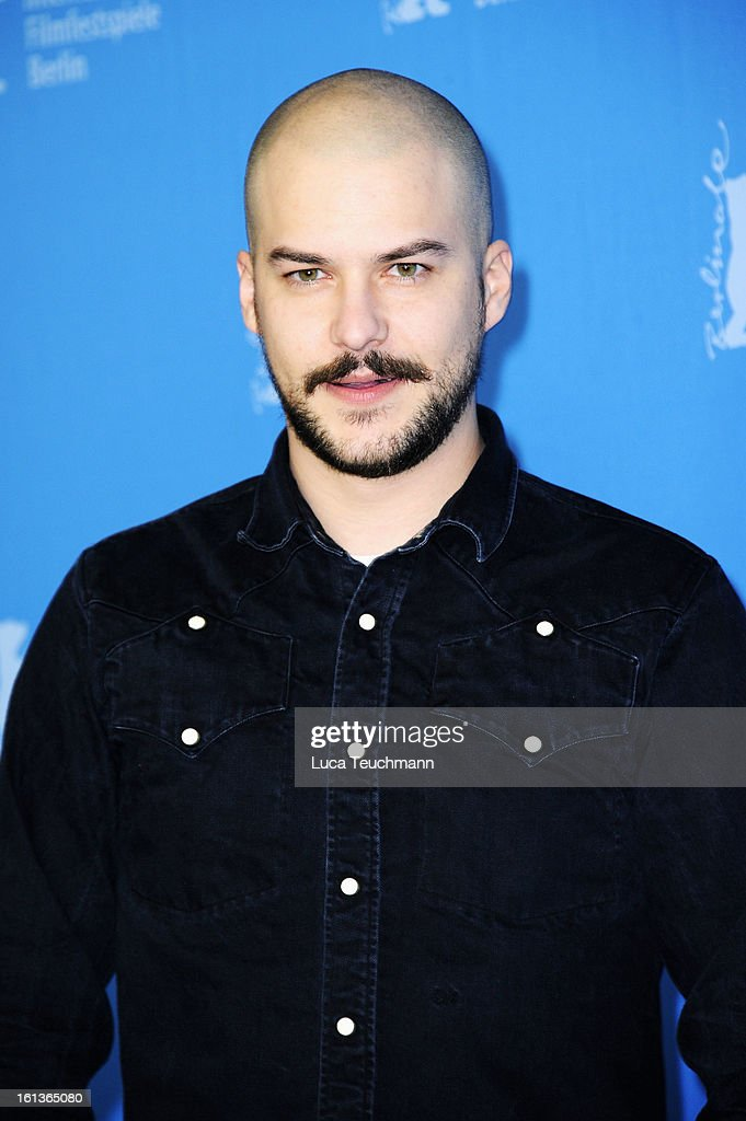Actor Marc-Andre Grondin attends the 'Vic + Flo saw a bear
