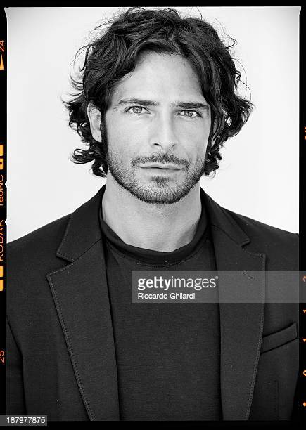 Actor Marco Bocci is photographed for Self Assignment during the 70th Venice International Film Festival on August 31 2013 in Venice Italy