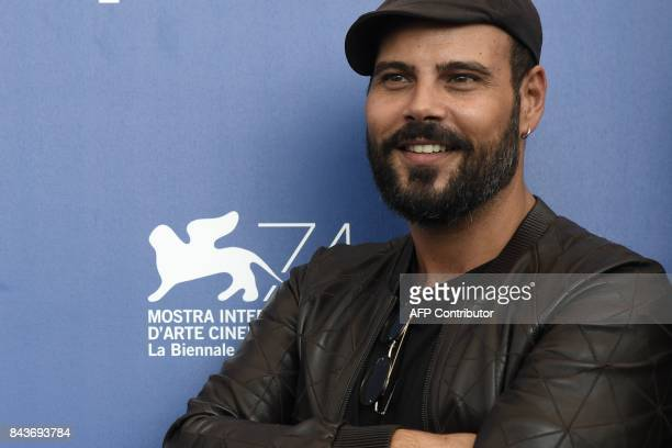 Actor Marco D'Amore attends the photocall of the movie 'Brutti e Cattivi' presented in the Orizzonti selection at the 74th Venice Film Festival on...