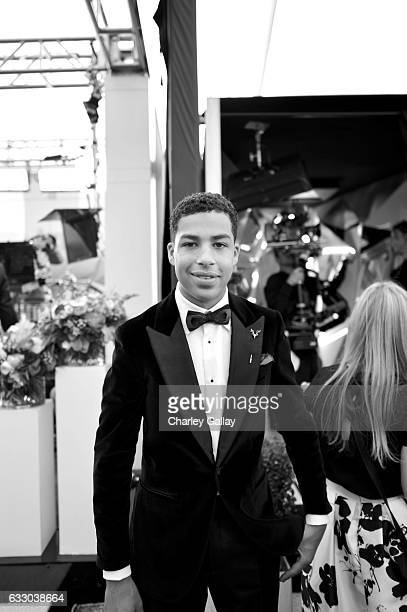 Actor Marcus Scribner attends The 23rd Annual Screen Actors Guild Awards at The Shrine Auditorium on January 29 2017 in Los Angeles California...