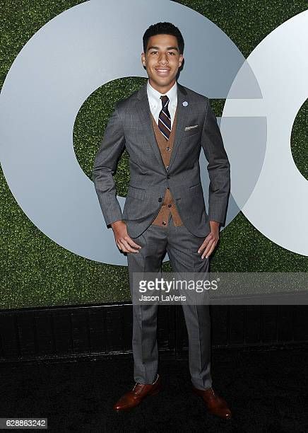 Actor Marcus Scribner attends the GQ Men of the Year party at Chateau Marmont on December 8 2016 in Los Angeles California