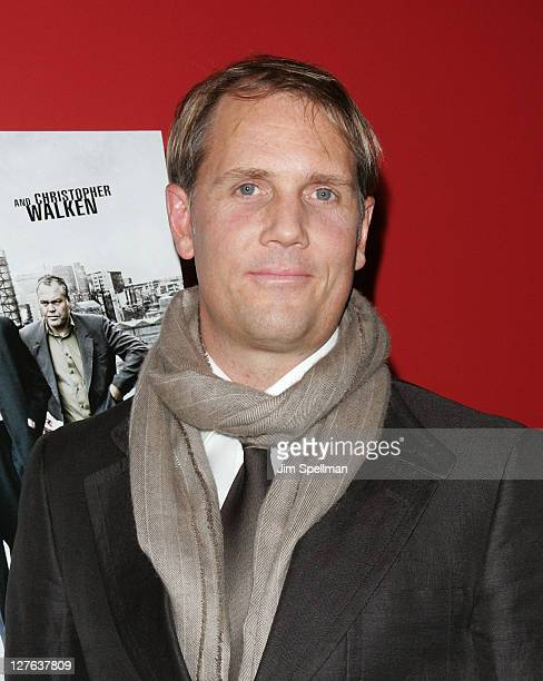 Actor Marcus Thomas attends the premiere of 'Kill the Irishman' at Landmark's Sunshine Cinema on March 7 2011 in New York City