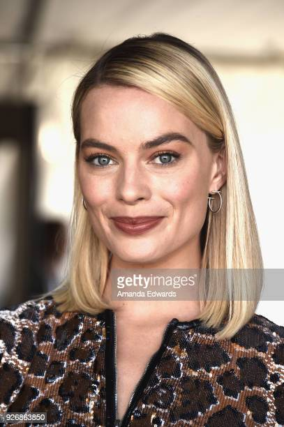 Actor Margot Robbie attends the 2018 Film Independent Spirit Awards on March 3 2018 in Santa Monica California