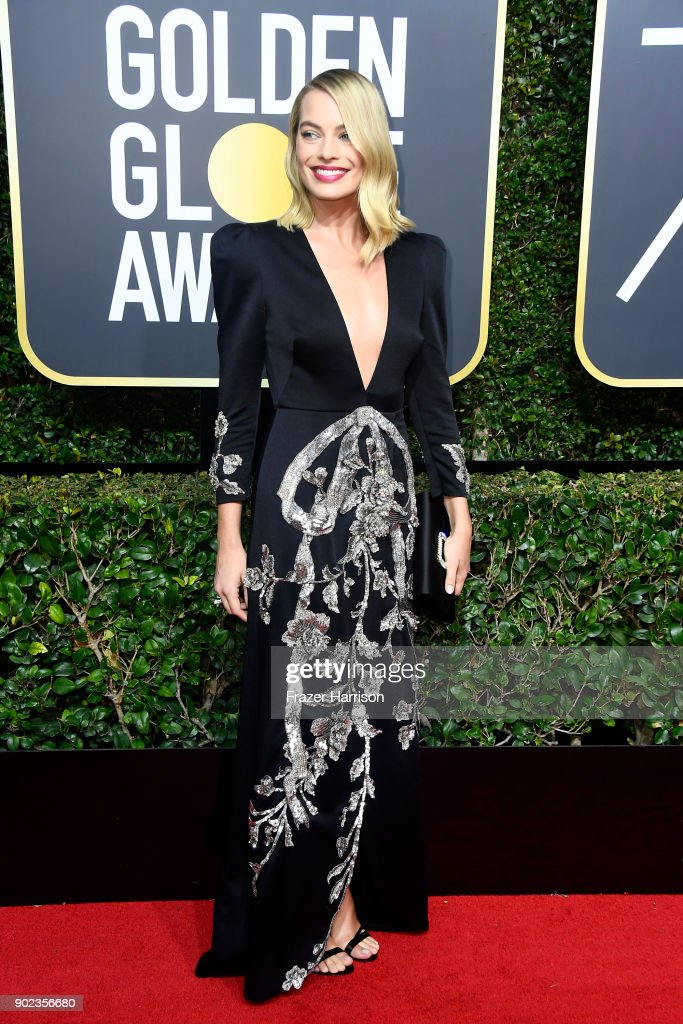 75th Annual Golden Globe Awards - Arrivals : Nyhetsfoto