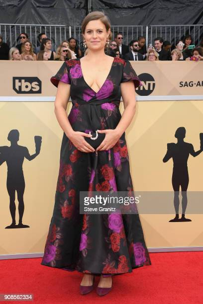 Actor Marianna Palka attends the 24th Annual Screen Actors Guild Awards at The Shrine Auditorium on January 21 2018 in Los Angeles California