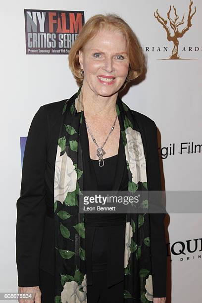 Actor Mariette Hartley attends Premiere Of Roar Productions' Silver Skies Arrivals at Westwood Crest Theatre on September 19 2016 in Westwood...