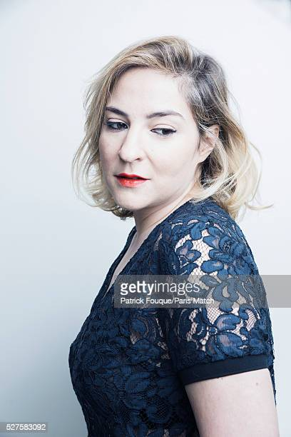 Actor Marilou Berry is photographed for Paris Match on April 8 2016 in Paris France