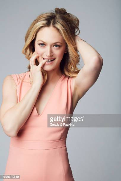 Actor Marin Ireland of Lifetime's 'Flint' poses for a portrait during the 2017 Summer Television Critics Association Press Tour at The Beverly Hilton...