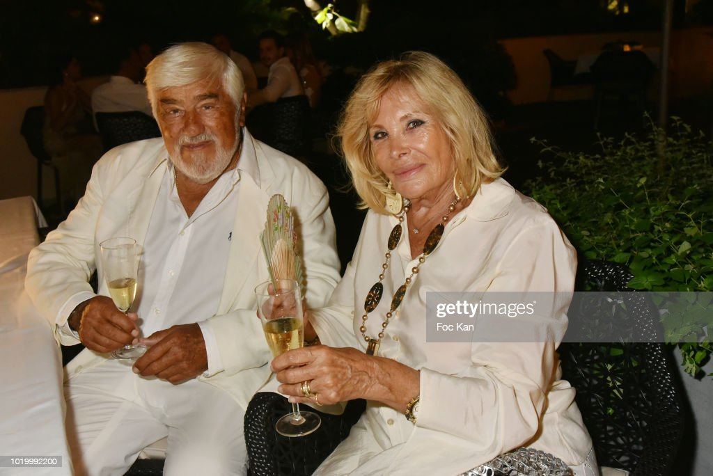 Massimo Gargia Birthday Party At Hotel de Paris In Saint-Tropez,  French Riviera