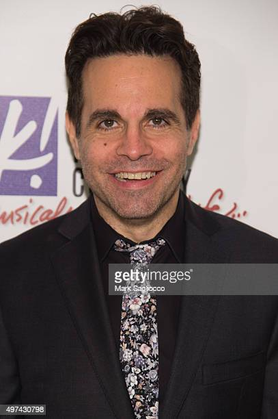 Actor Mario Cantone attends the 24th Annual Oscar Hammerstein Award Gala at Gustavino's on November 16 2015 in New York City
