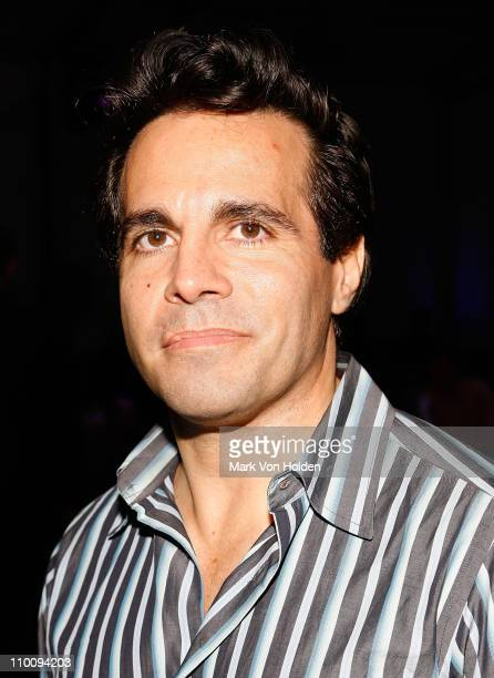 Actor Mario Cantone during the Conde Nast Traveler celebration of 20 Years of Truth in Travel at Cooper Hewitt National Design Museum on October 10,...