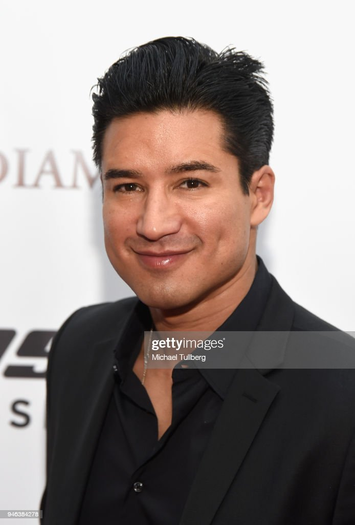 Actor Mario Lopez attends P.S. I Love You Foundation's 'Splash Of Love Gala' fundraiser at The Proud Bird Food Bazaar & Events Center on April 14, 2018 in Los Angeles, California.