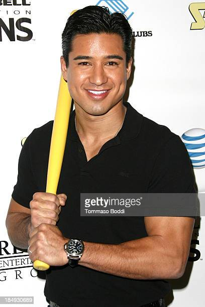 """Actor Mario Lopez attends the """"The Stream"""" Los Angeles premiere held at the Regal Cinemas L.A. Live on October 16, 2013 in Los Angeles, California."""