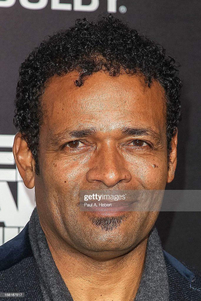 Actor Mario Van Peebles arrives at the premiere of Columbia Pictures' 'Zero Dark Thirty' held at the Dolby Theatre on December 10, 2012 in Hollywood, California.