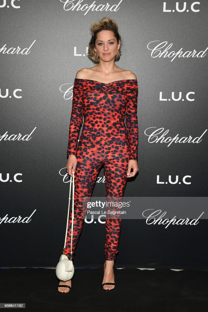 Gentlemen's Evening - Chopard - 71st Cannes Film Festival : News Photo