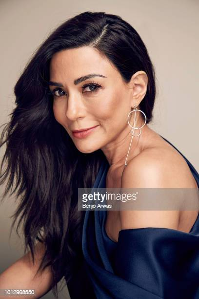Actor Marisol Nichols of CW's 'Riverdale' poses for a portrait during the 2018 Summer Television Critics Association Press Tour at The Beverly Hilton...