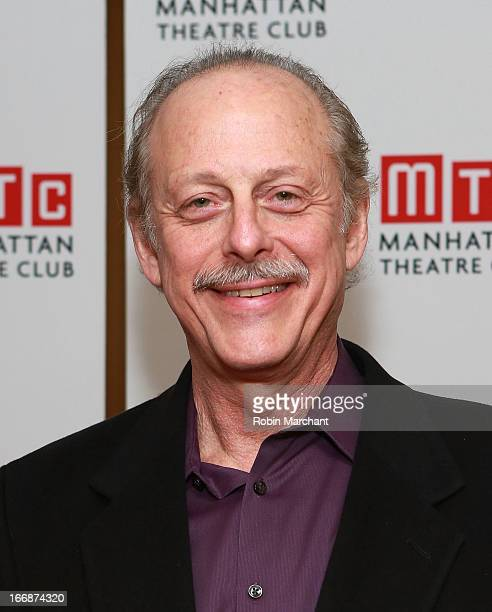 Actor Mark Blum attends the after party for The Assembled Parties opening night at Copacabana on April 17 2013 in New York City