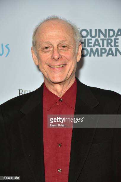 Actor Mark Blum attends the Amy And The Orphans Opening Night at Laura Pels Theatre on March 1 2018 in New York City