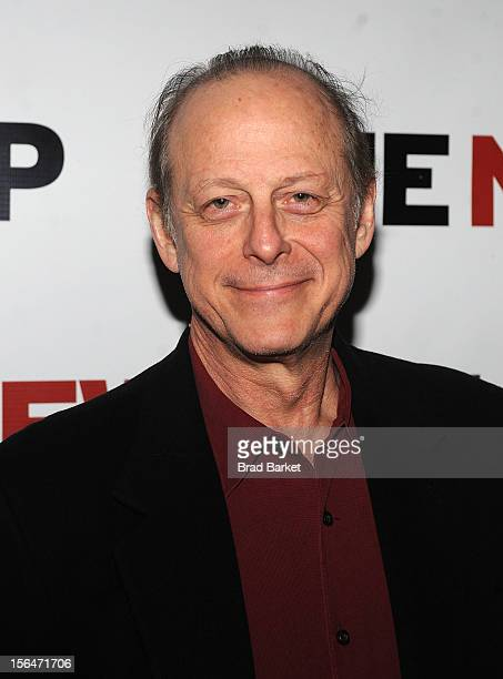 Actor Mark Blum attends The Good Mother Opening Night After Party at Qi Bank Eatery on November 15 2012 in New York City
