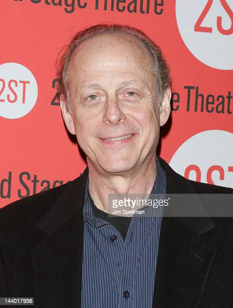 Actor Mark Blum attends the Lonely I'm Not OffBroadway opening night after party at the HB Burger on May 7 2012 in New York City