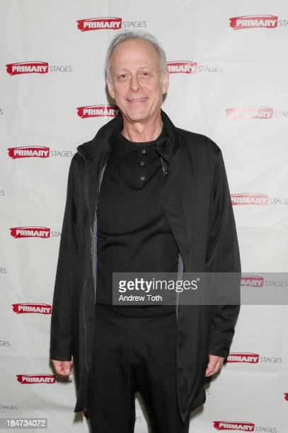 Actor Mark Blum attends the opening night after party for The Model Apartment at Sarabeth's on October 15 2013 in New York City