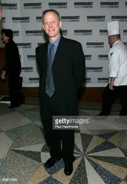 Actor Mark Blum attends the Roundabout Theater 2005 Spring Gala at Chelsea Piers April 11 2005 in New York City