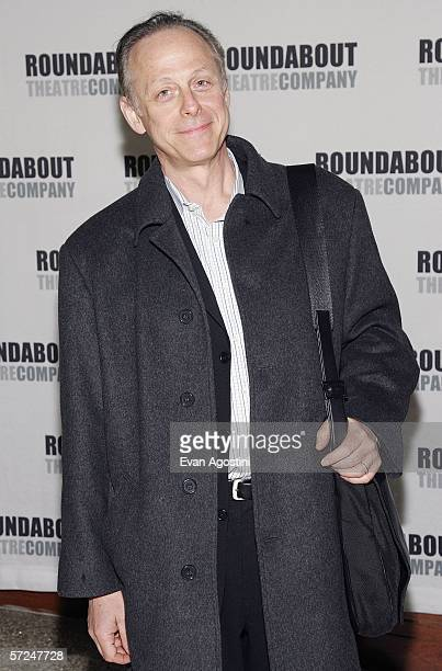 Actor Mark Blum attends the Roundabout Theatre Company's Spring Gala 2006 at Pier Sixty Chelsea Piers April 03 2006 in New York City