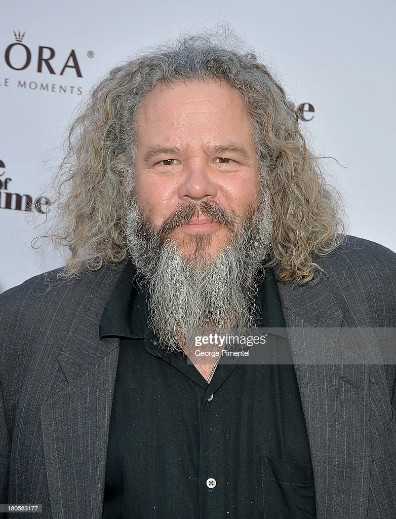 Actor Mark Boone Junior attends the 'Life of Crime' cocktail reception presented by PANDORA Jewelry at Hudson Kitchen during the 2013 Toronto International Film Festival on September 14, 2013 in Toronto, Canada.