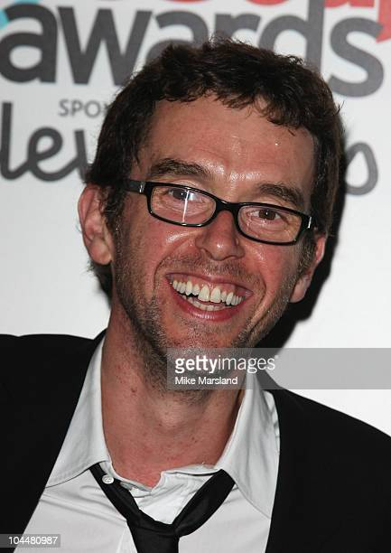 Actor Mark Charnock attends the Inside Soap Awards held at Sketch on September 28 2009 in London England