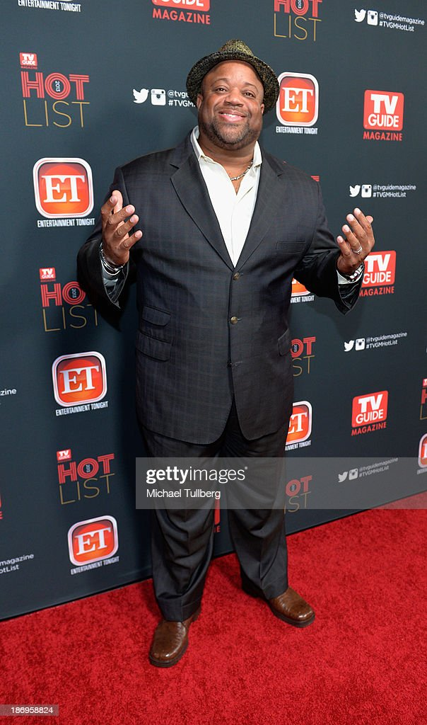 Actor Mark Christopher Lawrence attends TV Guide Magazine's Annual Hot List Party at The Emerson Theatre on November 4, 2013 in Hollywood, California.