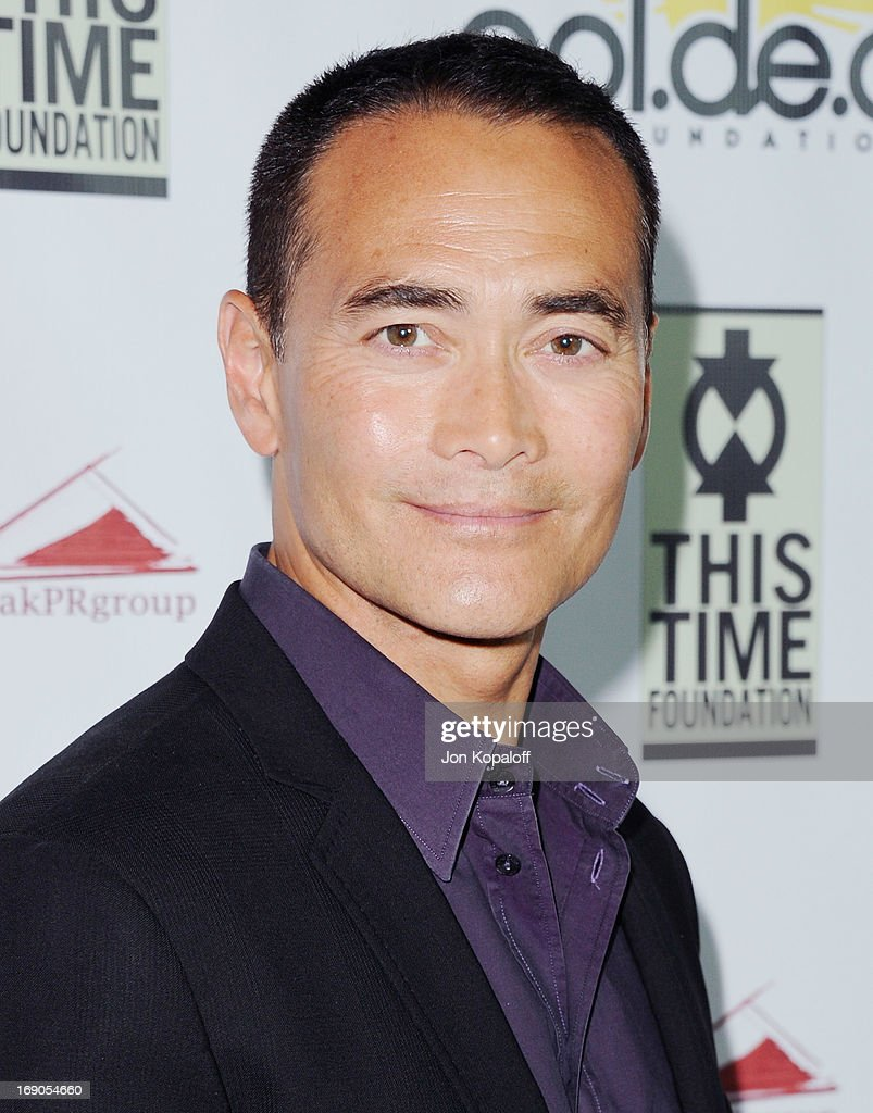 Actor Mark Dacascos arrives at the Time For Hope Fundraiser Gala Benefiting This Time Foundation And The Apl.de.ap Foundation International at Regent Beverly Wilshire Hotel on May 18, 2013 in Beverly Hills, California.