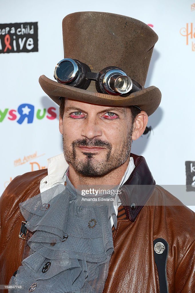 Keep A Child Alive Presents 2012 Dream Halloween Los Angeles - Arrivals