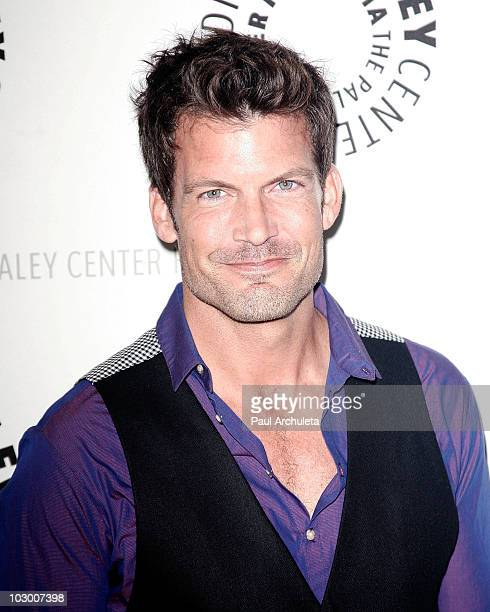 "Actor Mark Deklin arrives at the Paley Center For Media presents the world premiere of ""Lone Star"" at The Paley Center for Media on July 20, 2010 in..."