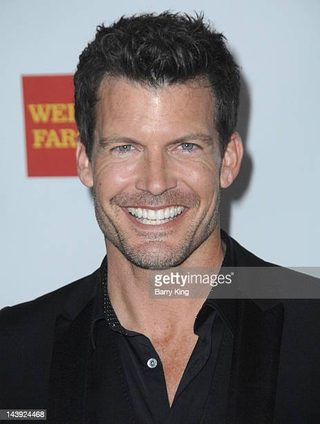 LOS Actor Mark Deklin attends the 23rd annual GLAAD Media Awards at Westin Bonaventure Hotel on April 21 2012 in Los Angeles California