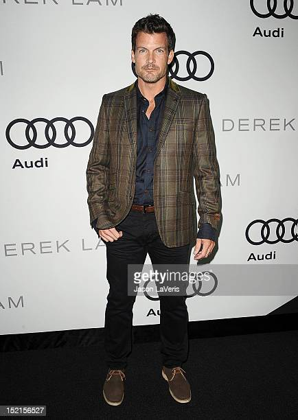 Actor Mark Deklin attends the Audi and Derek Lam kick off of Emmy week 2012 at Cecconi's Restaurant on September 16, 2012 in Los Angeles, California.
