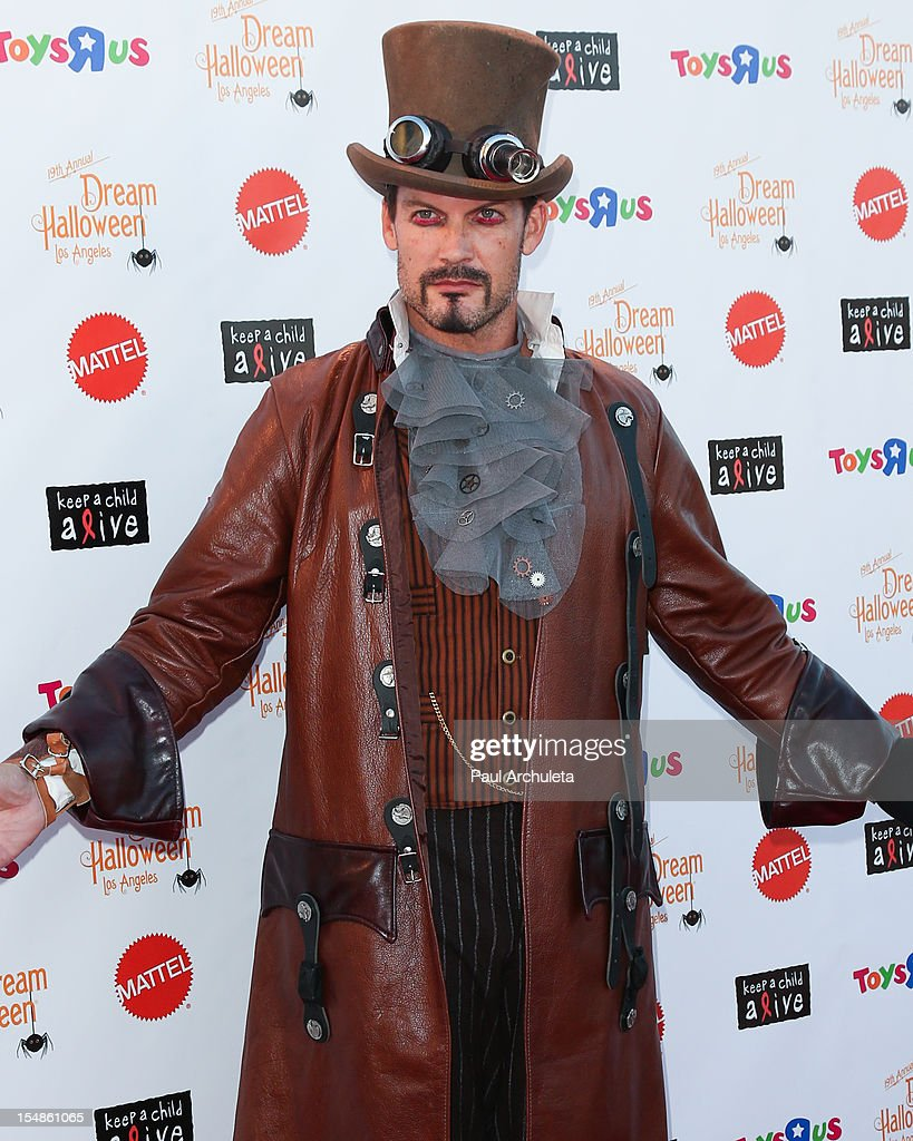 Keep A Child Alive Presents 2012 Dream Halloween Los Angeles