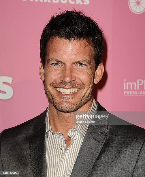 Actor Mark Deklin attends Us Weekly's Hot Hollywood 2012 style issue event at Greystone Manor Supperclub on April 18, 2012 in West Hollywood,...
