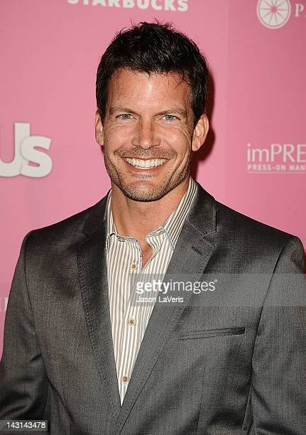 Actor Mark Deklin attends Us Weekly's Hot Hollywood 2012 style issue event at Greystone Manor Supperclub on April 18 2012 in West Hollywood California