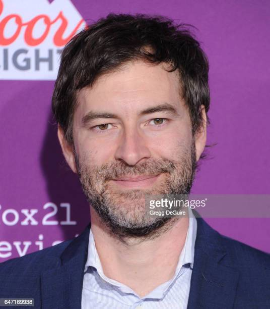 Actor Mark Duplass arrives at the premiere of FX Network's 'Feud Bette And Joan' at Grauman's Chinese Theatre on March 1 2017 in Hollywood California