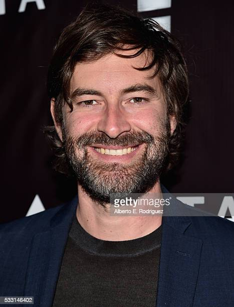 Actor Mark Duplass attends PS Arts' The pARTy at NeueHouse Hollywood on May 20 2016 in Los Angeles California