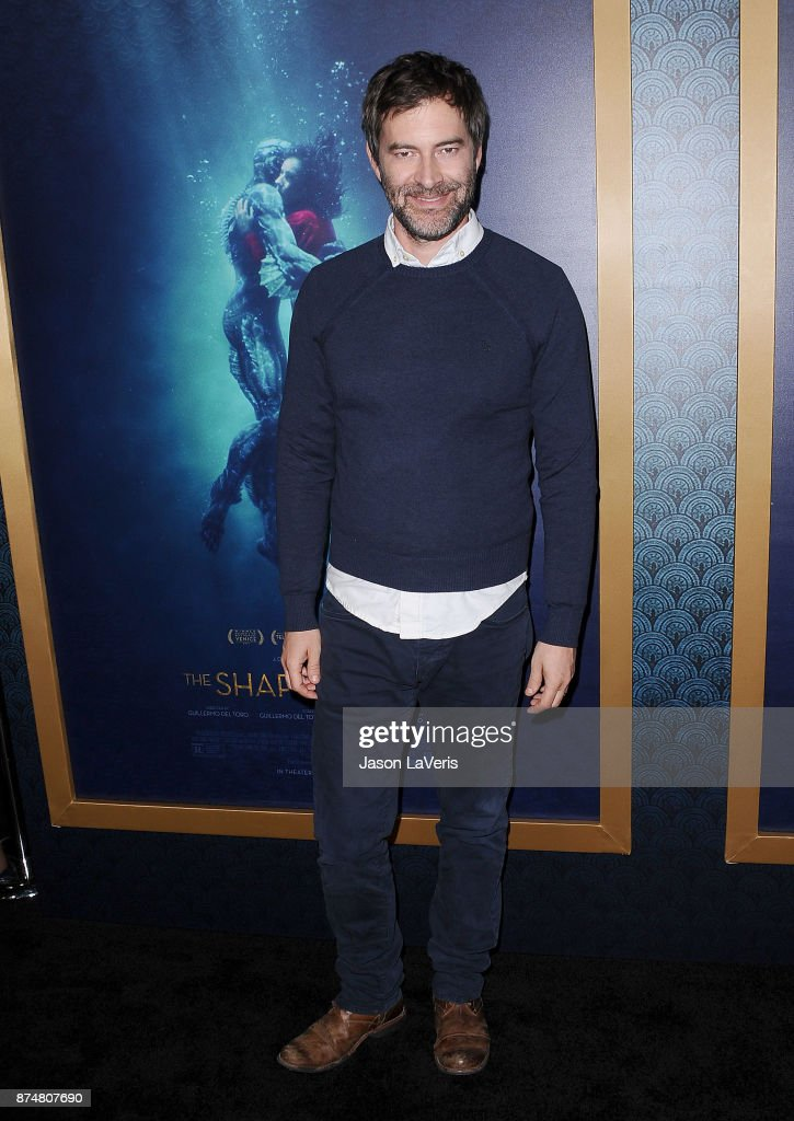 Actor Mark Duplass attends the premiere of 'The Shape of Water' at the Academy of Motion Picture Arts and Sciences on November 15, 2017 in Los Angeles, California.