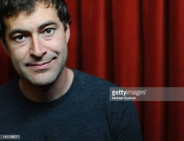 Actor Mark Duplass attends the screening of Safety Not Guaranteed during the 2012 SXSW Music Film Interactive Festival at Paramount Theatre on March...