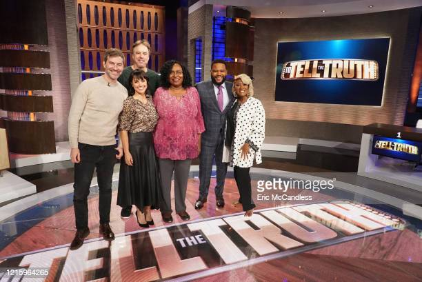 "Actor Mark Duplass, legendary singer Patti LaBelle, actor and comedian Kevin Nealon, and actress Constance Zimmer make up the celebrity panel on ""To..."