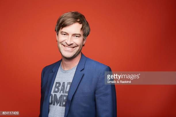 Actor Mark Duplass of HBO's 'Room 104' poses for a portrait during the 2017 Summer Television Critics Association Press Tour at The Beverly Hilton...