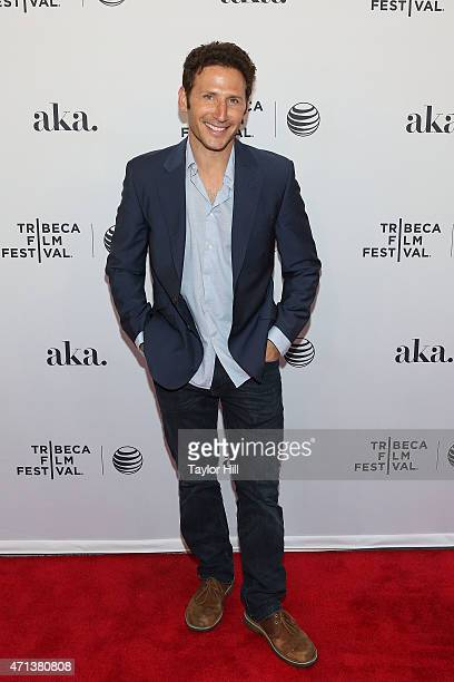 Actor Mark Feuerstein attends the world premiere of 'Meadowland' during 2015 Tribeca Film Festival at SVA Theater 1 on April 17 2015 in New York City