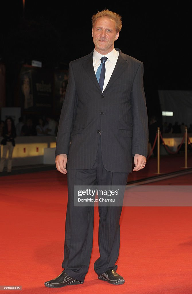 Actor Mark Greenfield attends the 'Vegas Based on a True Story' premiere at the Sala Grande during the 65th Venice Film Festival on September 1, 2008 in Venice, Italy.
