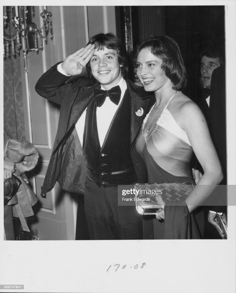 Mark Hamill And Marilou York : News Photo